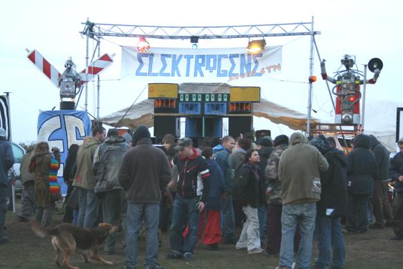 FREE PARTY Loire Atlantique31/03/07